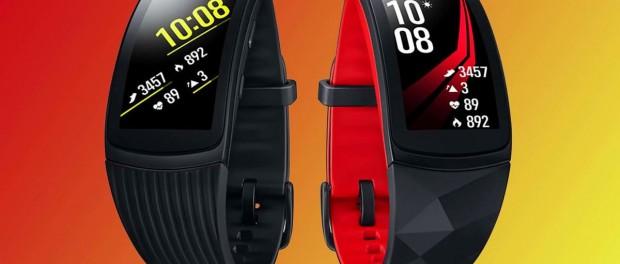 Samsung начал дарить браслеты Gear Fit 2 Pro