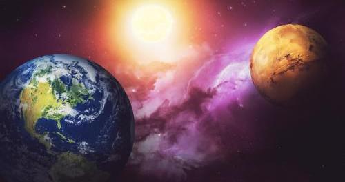 Нибиру добралась до Марса: теперь и нет этой планеты