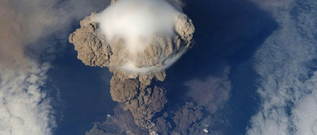 Россия поджарится от местных вулканов не хуже Йеллоустоун
