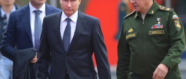 Россия готова отразить ядерный удар