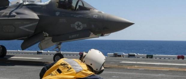 Вот и все: F-35 списывают в утиль