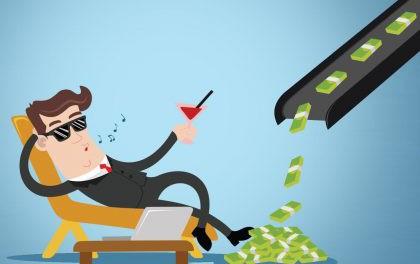 С 1 января банки начнут воровать деньги с карточек клиентов