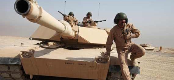 Танки «Абрамсы» оказались бесполезны в Йемене