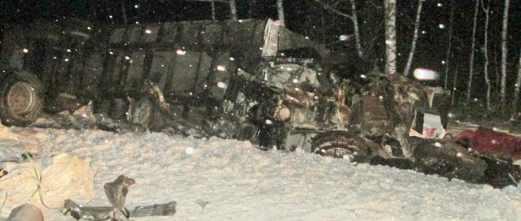 Екатеринбург-Челябинск: из-за прицепа погибло 5 человек в ДТП