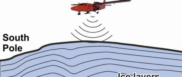 Крупный источник обнаружен в Антарктиде