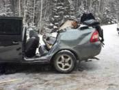 Екатеринбург Пермь ехали на похороны к девушке и сами попали в аварию