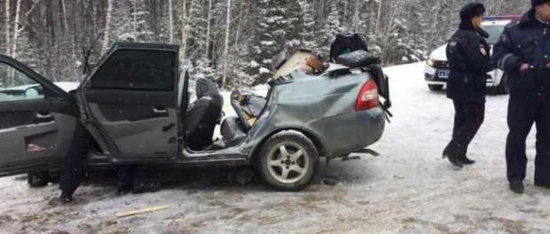 Екатеринбург — Пермь: ехали на похороны к девушке и попали в аварию