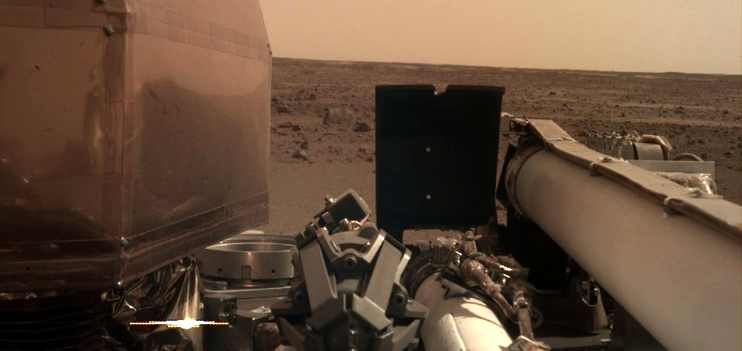 Зонд NASA InSight
