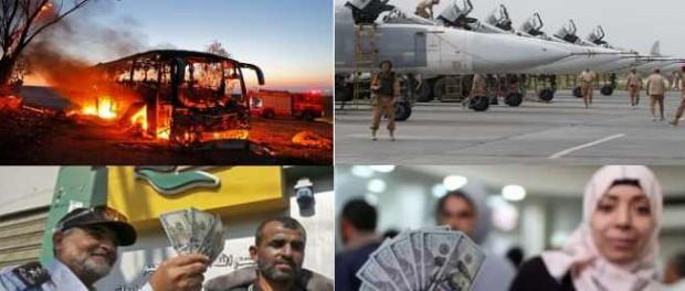 Израиль ведет войну в Газе чтобы нанести удар по базе Хмеймим в Сирии