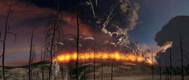 Йеллоустоун: ситуация стала совсем взрывоопасной