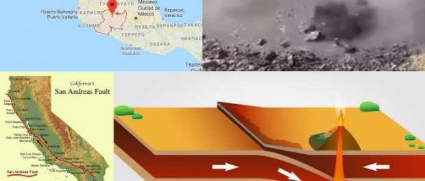От Мексики до Йеллоустоун начали появляться гейзеры