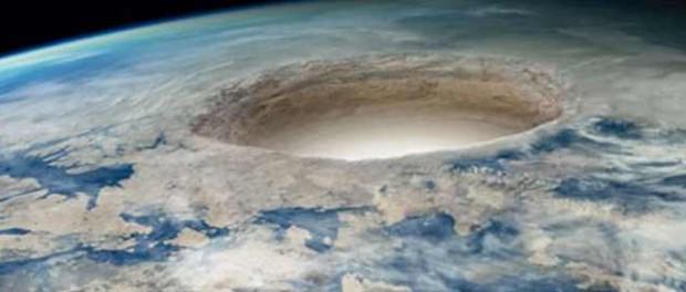 В Антарктиде найден вход внутрь Полой Земли