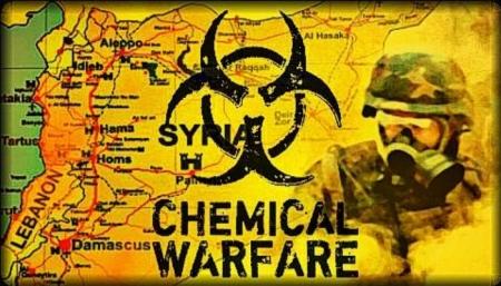 США готовы нанести удар по Сирии в ответ на применение химического оружия