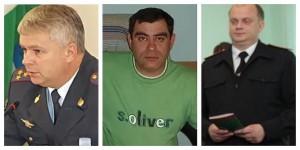 Эдуард Матвеев, 50-летний Салават Галиев и 34-летний Павел Яромчук