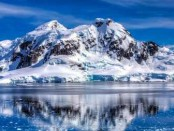 Антарктида континенты
