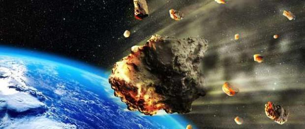 Астероид стер с лица Земли древний город