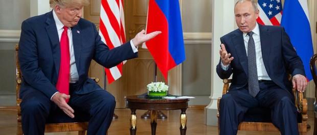 Это война: встреча Трампа и Путина отменена