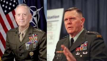 Не хочет воевать: Трамп отстраняет министра обороны США Джеймса Мэттиса
