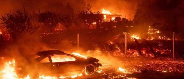 Кто заживо спалил всю Калифорнию вместе с людьми