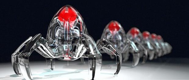 Третью Мировую Войну будут воевать только роботы