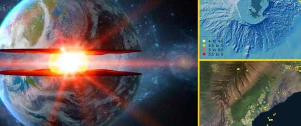Поворот ядра Земли: на Майотте поднимается новый остров