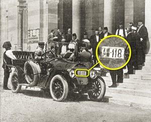 наследник престола Австро-Венгрии Франц Фердинанд