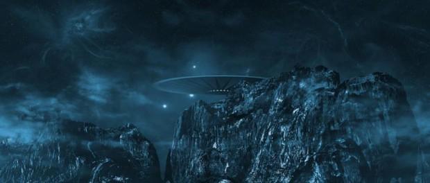 В океане найдена база пришельцев с Нибиру