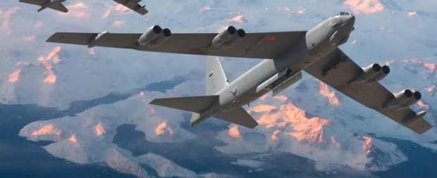 Армада B-52 над Гренландией: что они там делали?