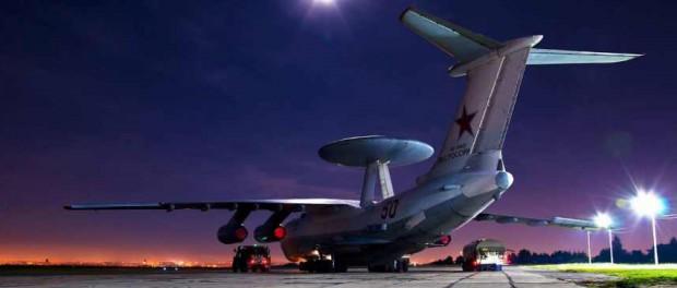 Для чего срочно самолёт ДРЛО УА-50 переброшен в Крым