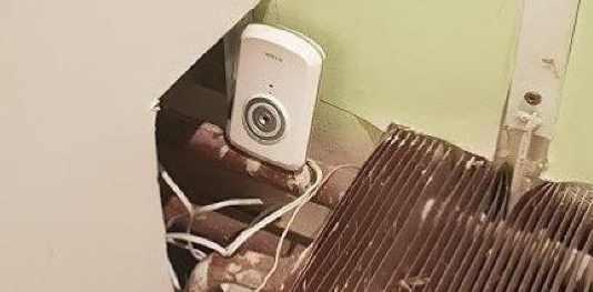 Пара арендовала квартиру и обнаружила скрытую камеру в постели