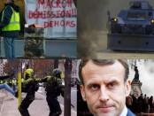 Забастовки в Париже прямой эфир