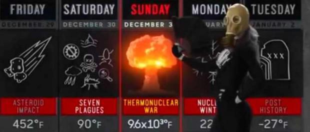 Иллюминаты обещают большую войну на Новый год