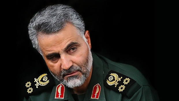 Касем Сулеймани иранский генерал