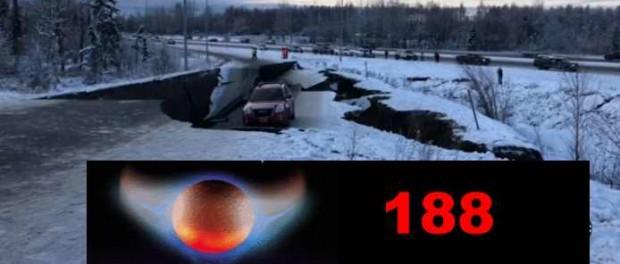 Землетрясение M7.0: Нибиру встряхнула Аляску