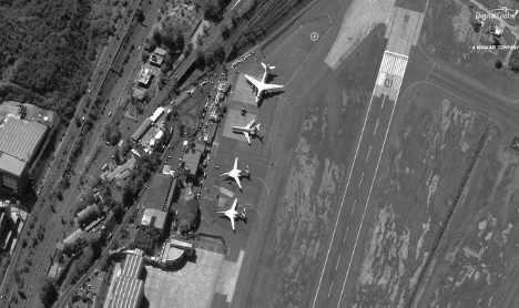 Ту-160 в Венесуэле фото