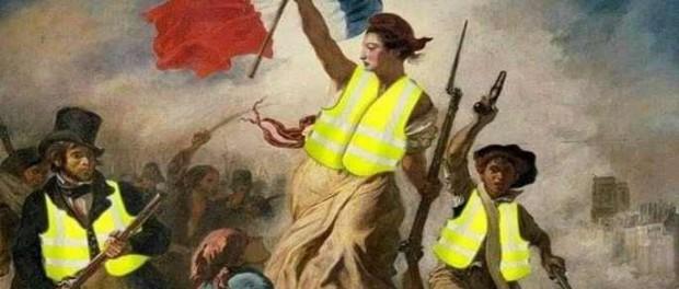 Доу-Джонс уже упал на 800 пунктов: что будет во Франции 10 декабря