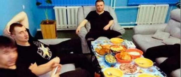Появилось видео из VIP-камеры Цеповяза, где ему хорошо живется