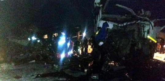 Массовое ДТП в ХМАО: 6 человек погибло, 18 пострадало