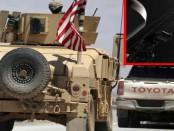 армия США валит из Сирии