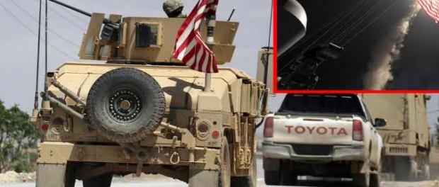 Зачем армия США валит из Сирии