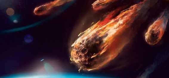 Астероиды Нибиру угрожают уничтожит человечество
