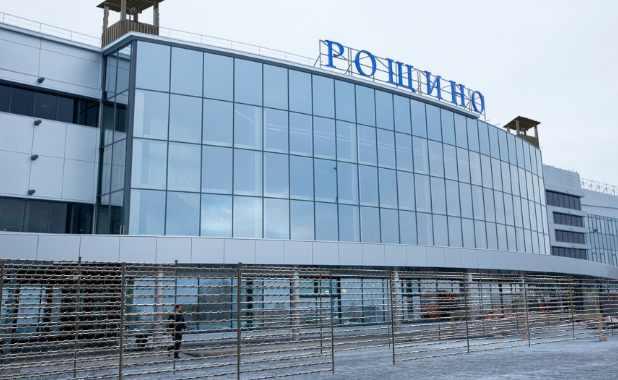 аэропорт Тюмени за решеткой