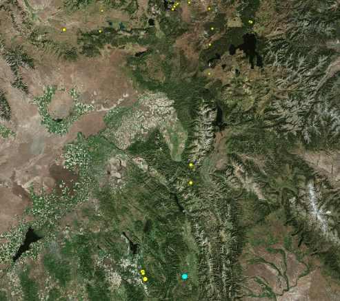 землетрясение Йеллоустоун