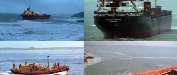 Мистическая авария российского сухогруза повторяет события 1981-го года