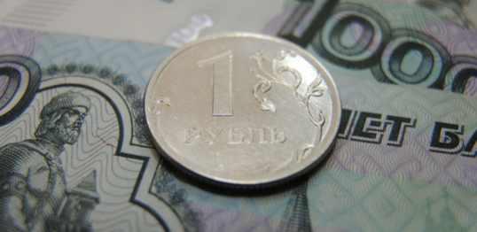 В декабре рубль ждет жестокие потрясения