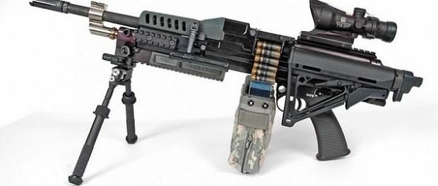 США вооружат армию супер штурмовой винтовкой
