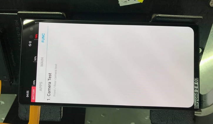 Samsung Galaxy S10 Beyond 2