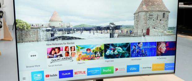 Samsung превратит свои телевизоры в компьютеры