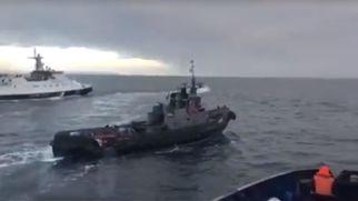 Украина планирует нападение на Новый год кораблями на Россию