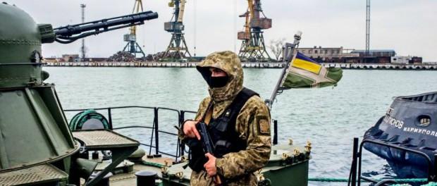 Франция и Германия уже считают своим Азавское море
